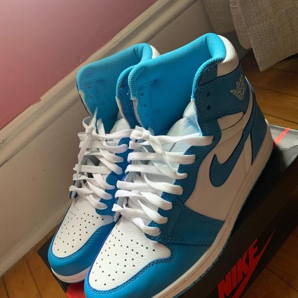 Jordan Shoes | Air 1 Unc Size 9 | Poshmark
